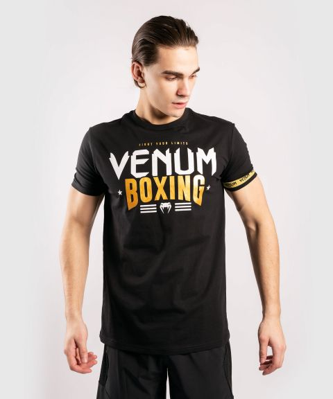 T-shirt Venum BOXING Classic 20 - Noir/Or