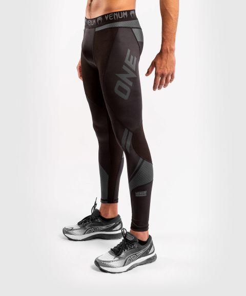 Pantalon de compression Venum ONE FC Impact - Noir/Noir