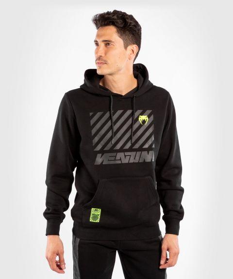 Sweatshirt à Capuche Venum Stripes - Noir