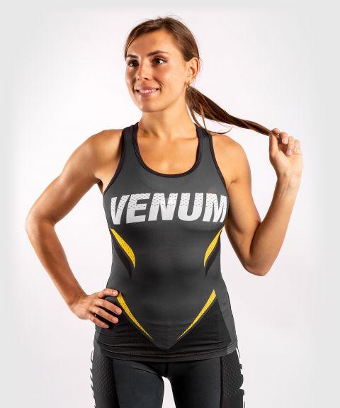 Débardeur Venum ONE FC Impact - pour femme - Gris/Jaune