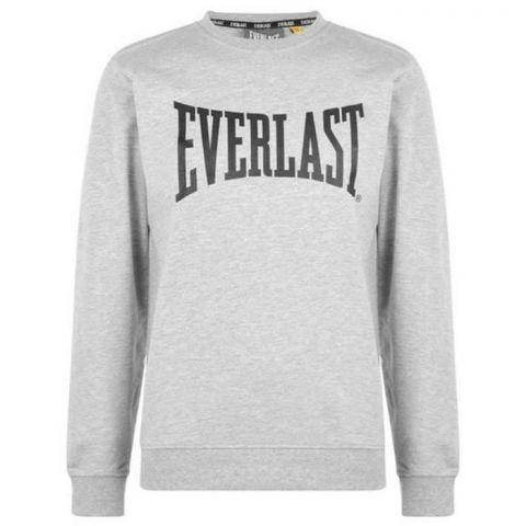 Sweatshirt Everlast California - Gris Chiné