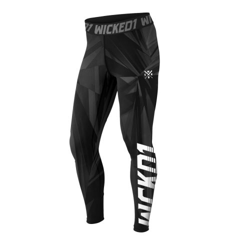 Pantalon de Compression Wicked One Black Diamond  - Noir