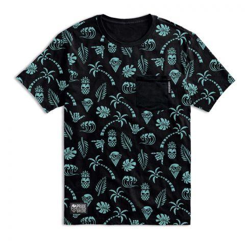 """T-Shirt Pride or Die """"SUMMER TIME"""" - Noir"""