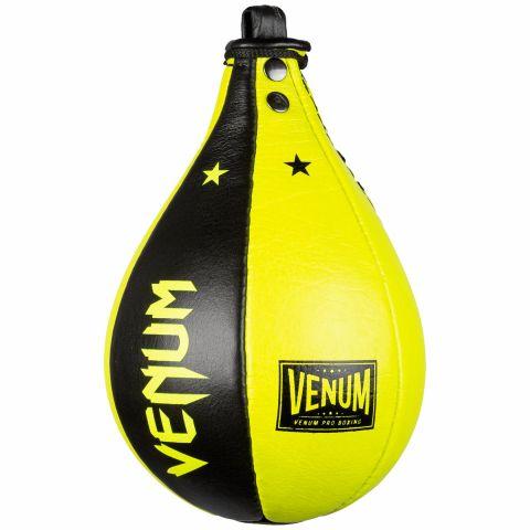 Poire de vitesse Venum Hurricane Speed Bag - Noir/Jaune
