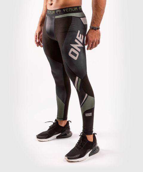 Pantalon de compression Venum ONE FC Impact - Noir/Kaki