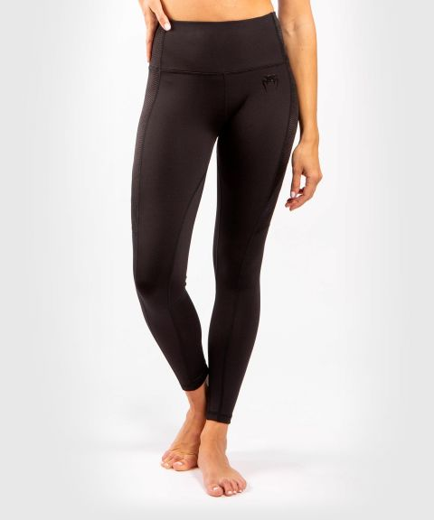 Leggings Venum G-Fit - Pour Femmes - Noir/Noir