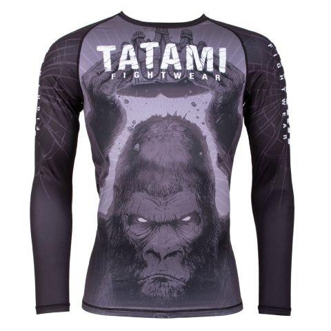 Rashguard Tatami Fightwear King Kong - Manches Longues