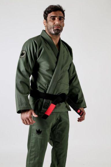 Kimono de JJB Kingz Classic 3.0 - Military Green