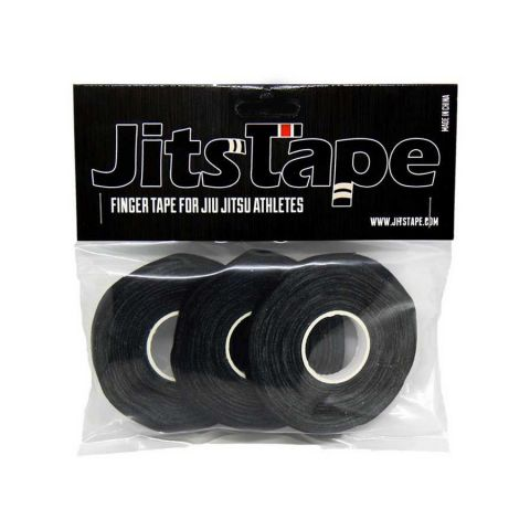 Straps JJB Jits Tape - Noir