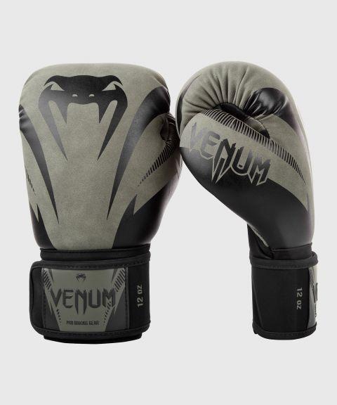 Gants de boxe Venum Impact - Kaki/Noir