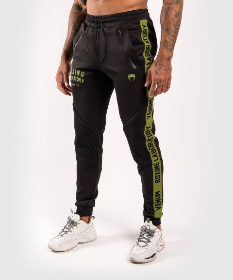 Pantalon de Jogging Venum Boxing Lab - Noir/Vert