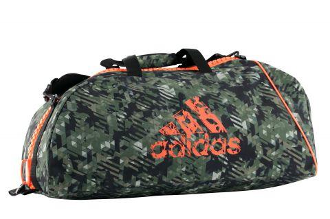 Sac de sport Combat Camo Adidas - 50 litres M