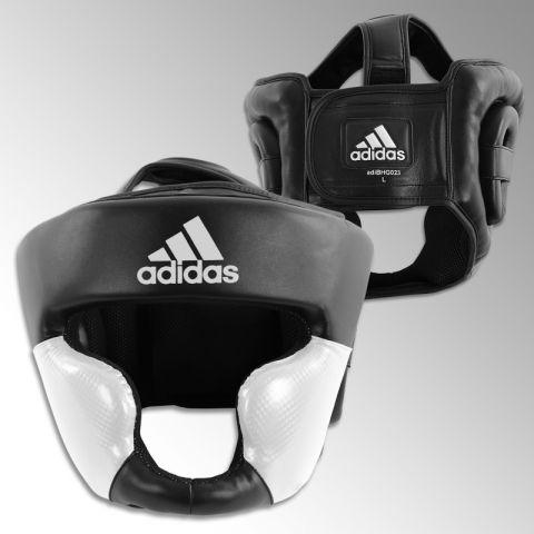 Casque de boxe Adidas Response - Noir/Blanc