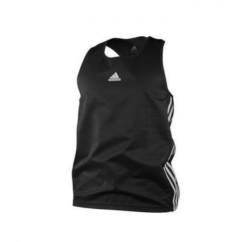 Débardeur de boxe anglaise Adidas Punch Line - Noir