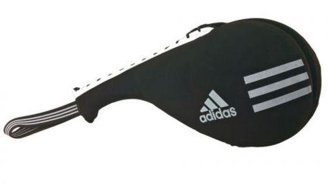 Raquette de Taekwondo Double Adidas - Noir