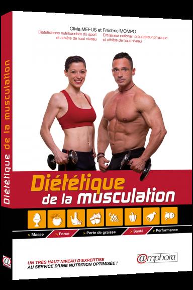 Diététique de la musculation (Livre)
