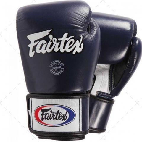 Gants de boxe Fairtex FXV1 - Bleu