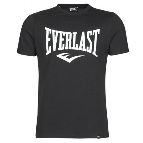T-shirt Everlast Basic Tee-Russel - Noir
