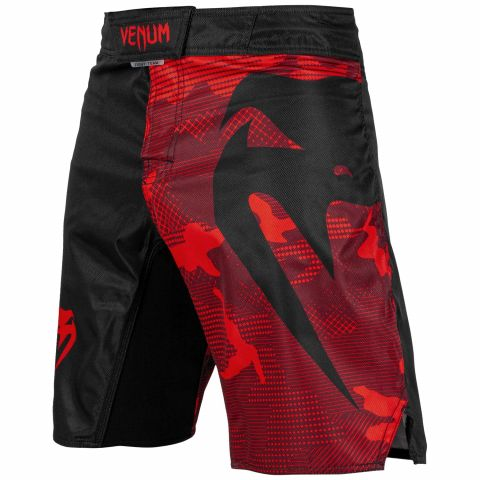 Fightshort Venum Light 3.0 - Rouge/Noir