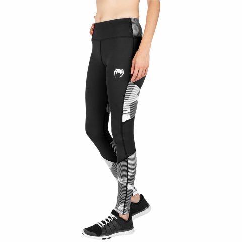 Legging Femme Venum Dune 2.0 - Noir/Blanc