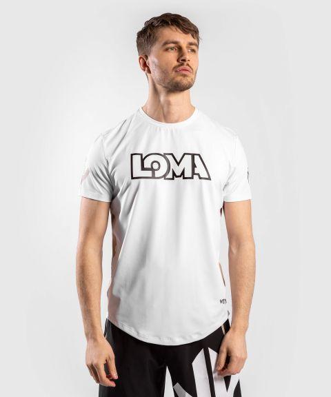 T-shirt Dry Tech Venum Origins  - Blanc/Noir