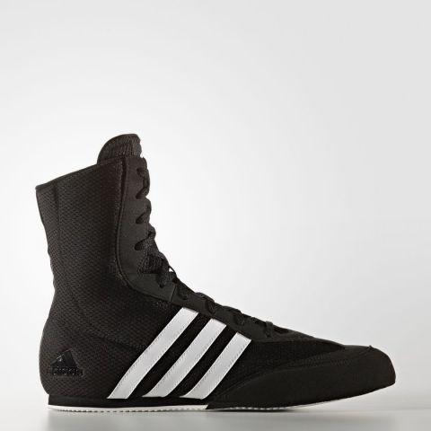 Chaussures de boxe Adidas Box Hog 2 - Noir