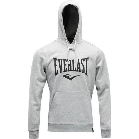 Sweatshirt à Capuche Everlast Taylor - Gris Chiné