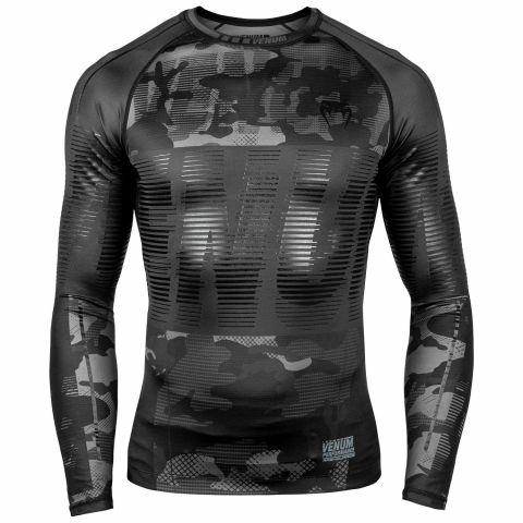 Rashguard Venum Tactical - Manches Longues - Urban Camo/ Noir/Noir