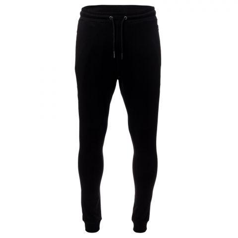 Pantalon de Jogging Tatami Fightwear Logo - Noir/Rouge