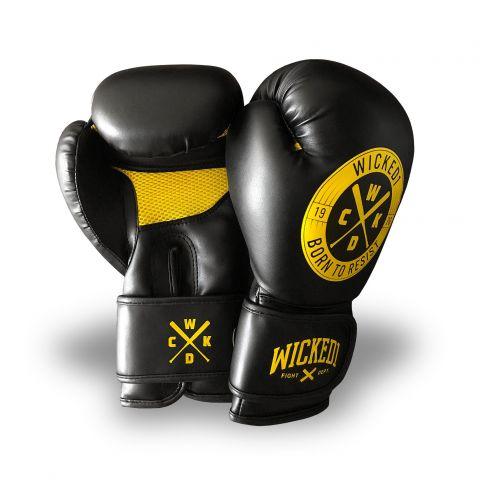 Gants de boxe Wicked One Take Over - Noir/jaune