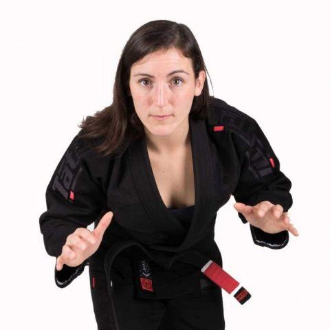 Kimono de JJB Femme Tatami Fightwear Estilo 6.0 - Noir/Noir