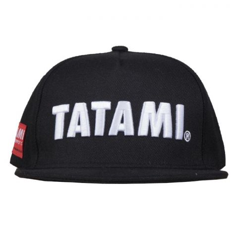 Casquette Tatami Fightwear Original - Noir