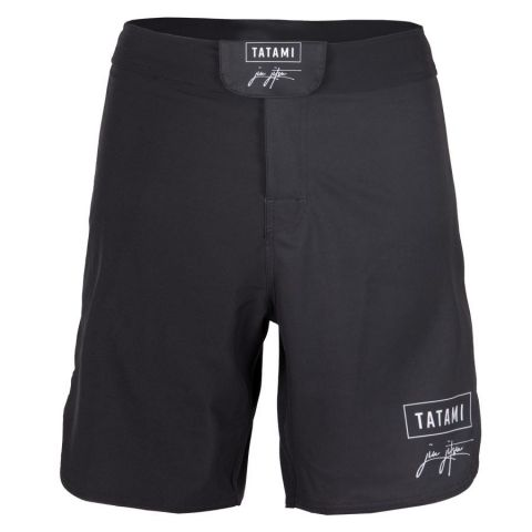 Fightshort Tatami Fightwear Signature - Noir