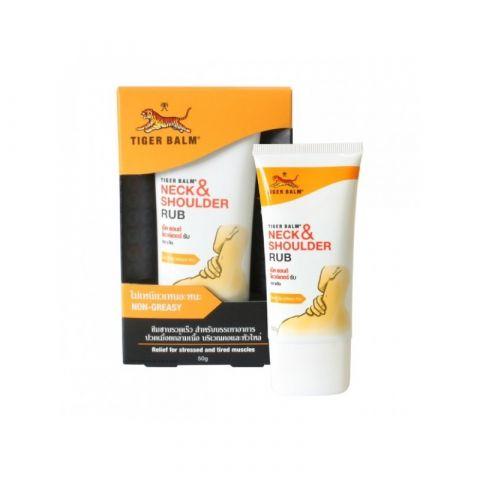 Crème Baume du tigre - Nuque et épaules