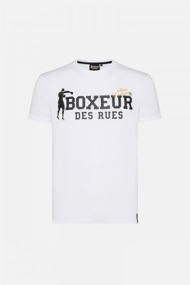 T-shirt Boxeur des Rues French Flag