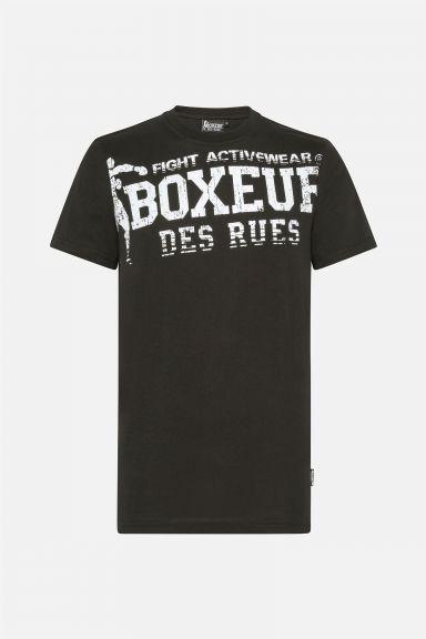 T-shirt Boxeur des Rues Big Logo