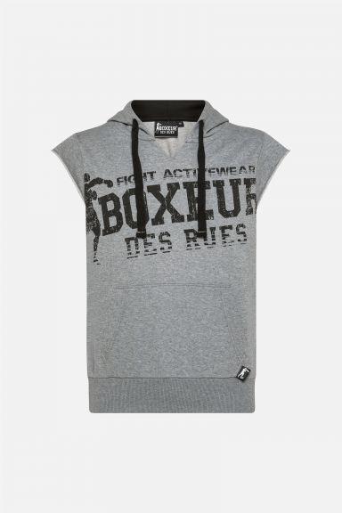 Sweatshirt sans manches Boxeur des Rues