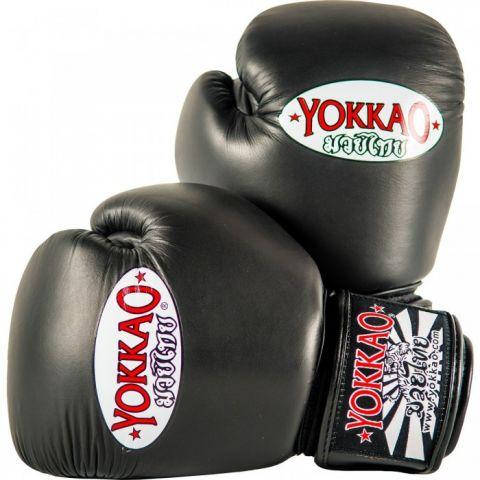 Gants de boxe Yokkao Matrix - Cuir véritable