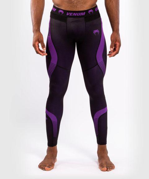Pantalon de Compression Venum NoGi 3.0 - Noir/Violet