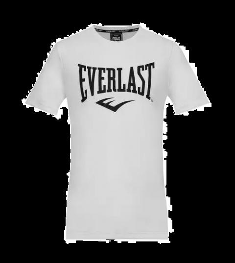 T-Shirt Everlast Moss - Blanc