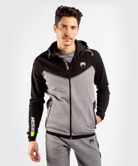 Sweatshirt à Capuche Venum Laser Evo 2.0 - Noir/Gris