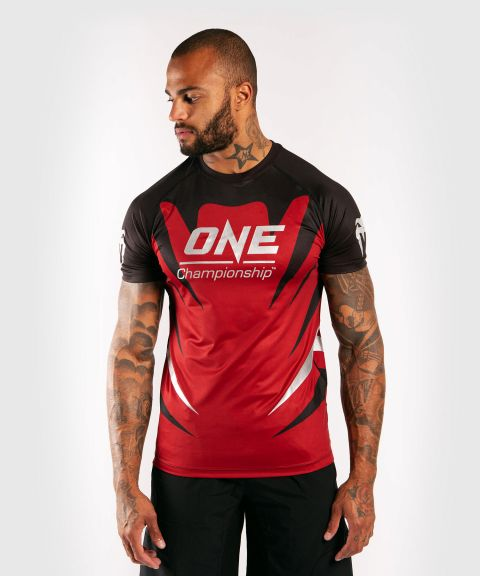 T-shirt Dry Tech Venum x ONE FC - Rouge