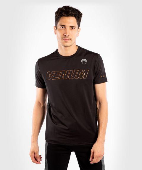 Dry tech T-shirt Venum Classic Evo - Noir/Bronze