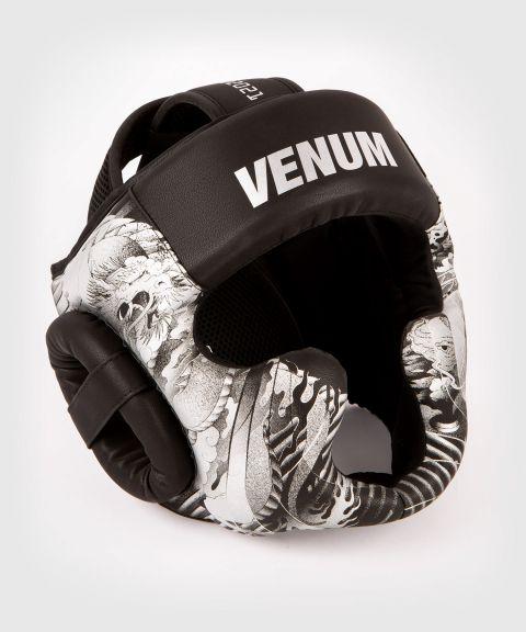Casque de Boxe Venum YKZ21 - Noir/Noir