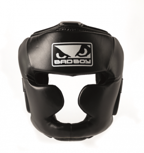 Casque de protection Bad Boy - Noir/Blanc