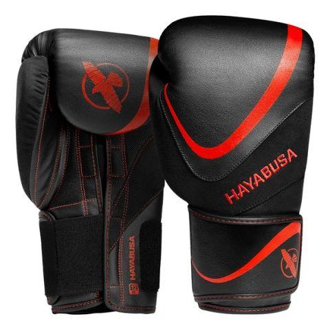 Gants de Boxe Hayabusa H5 - Noir/Rouge
