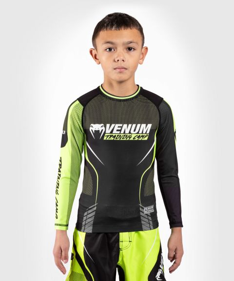 T-shirt de compression Venum Training Camp 3.0 - pour enfants