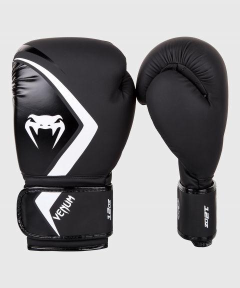 Gants de boxe Venum Contender 2.0 - Noir/Gris-Blanc