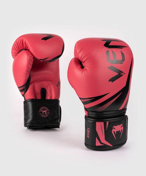 Gants de boxe Venum Challenger 3.0 - Noir/Corail