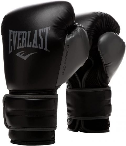 Gants de Boxe Everlast Powerlock 2 - Noir